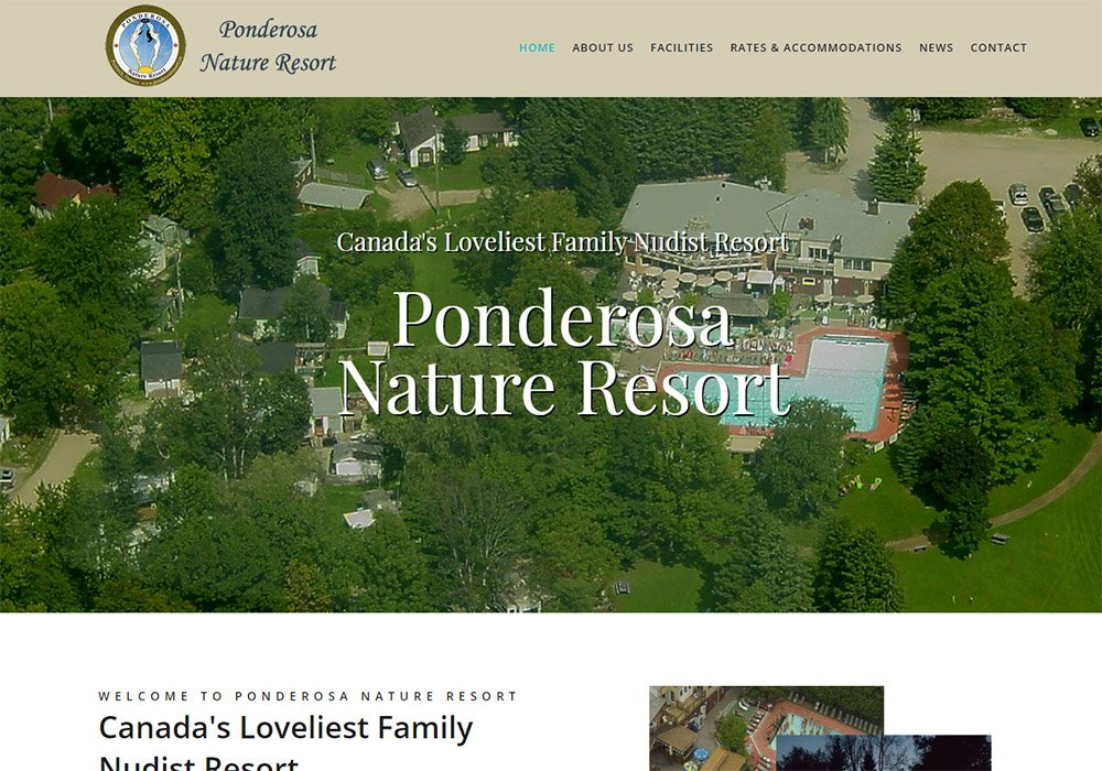 Ponderosa Nature Resort